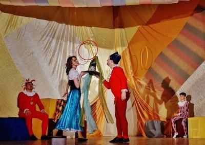 Цирк Пикассо, 8 марта 2021