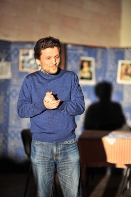 Старший сын по Вампилову. Фото: Алексей Никонов