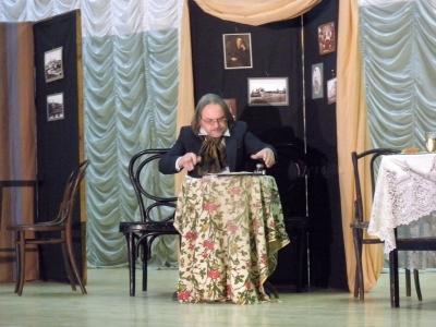 Пасхальная премьера по Чехову