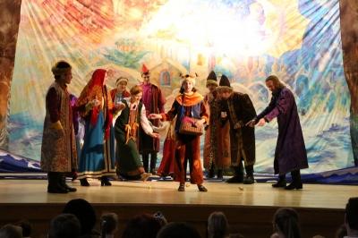 Ёлка «Сказка о царе Салтане»