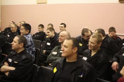 Спектакль «Медведь» в Краснопресненской тюрьме